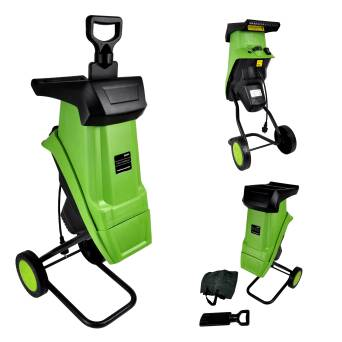 Rozdrabniacz do gałęzi 2600W 50l 39mm Gardener